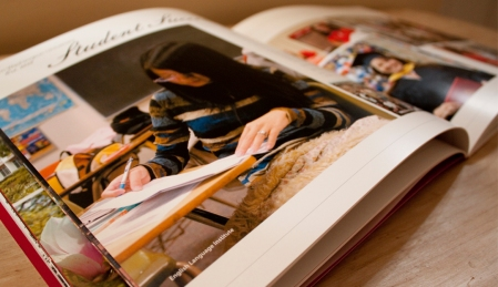 Images taken by various photographers including myself were incorporated into the book.